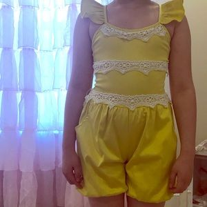 Other - Bubble Romper